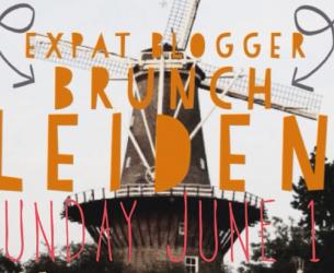 Expat Blogger Brunch June